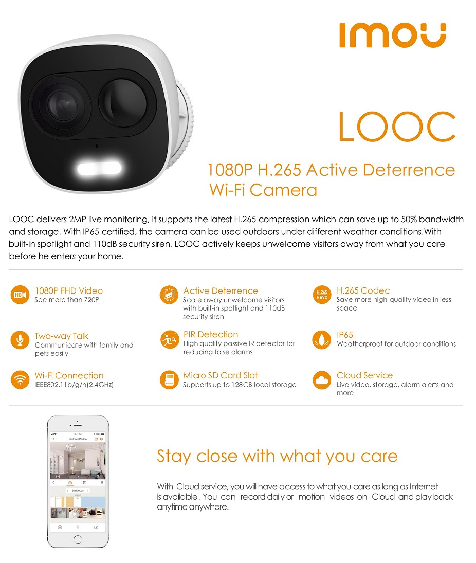 Image result for IMOU LOOC CCTV
